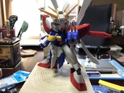 R-SD_ゴッドガンダム_24