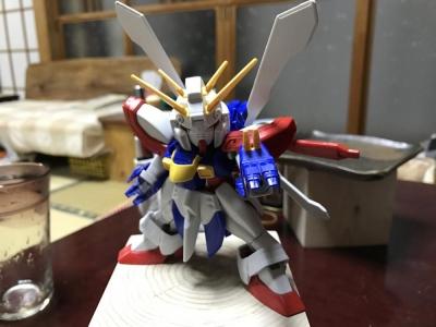 R-SD_ゴッドガンダム_27
