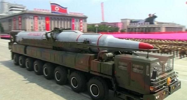 軍事費の対GDP比、世界1位は北朝鮮23%