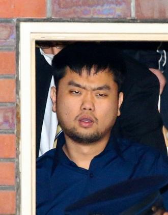 日本人殺害を狙った靖国神社爆破テロ事件(11月23日)で、12月9日に再来日して逮捕された韓国人のチョン・チャンハン=全昶漢(27)