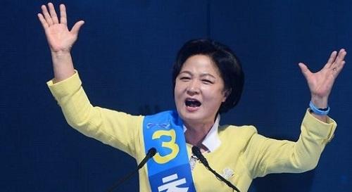 韓国の最大野党「共に民主党」代表の秋美愛 「日本政府は、人権と世界正義と争うつもりか」