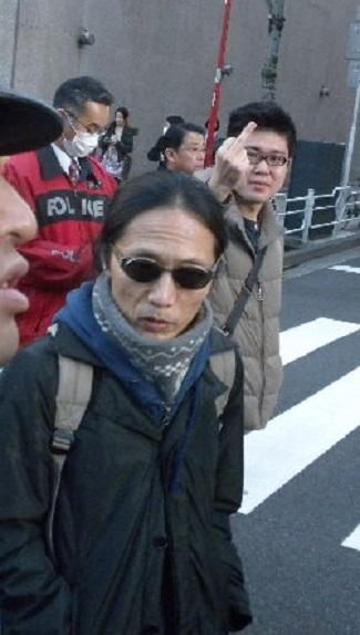 しばき隊20161225韓国とは絶縁せよ!日本国民怒りの大行進