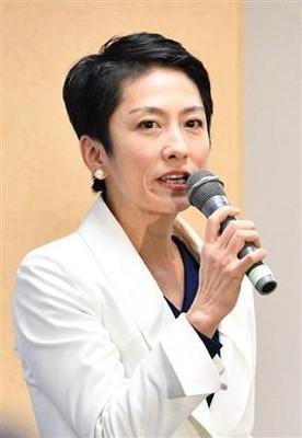 民進・蓮舫代表 被災地視察日程「仕事納めのはずなのに…」職員に皮肉