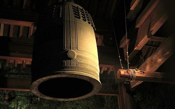 除夜の鐘を中止したお寺について