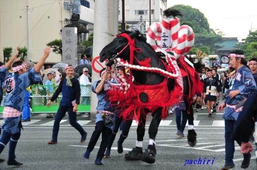 藤崎八旛宮秋季例大祭(ボシタ祭り)