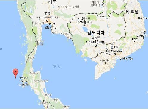 (聯合ニュース)タイのある国立公園で、海中のサンゴがハングルの落書きによって毀損された事実が知られ、非難世論が沸き立っている。