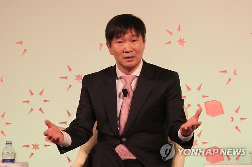 韓国の宋寅昌企画財政部国際経済管理官(次官補)