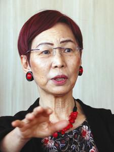 ◆平等に貧しくなろう 社会学者・東京大名誉教授 上野千鶴子さん