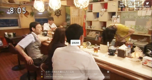 ■変なお辞儀・NHK あまちゃん ('jjj')じぇじぇじぇ!【朝鮮コンス】すてまちゃん