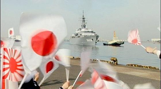 【 海軍慰霊祭(平成26年6月1日) 】