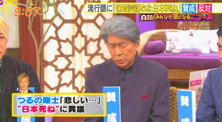 鳥越俊太郎さんの発言は、12月5日に放送されたTBS系の情報バラエティー番組「白熱ライブ ビビット」でのこと。「白熱! みんなが気になるニュース」で、「新語・流行