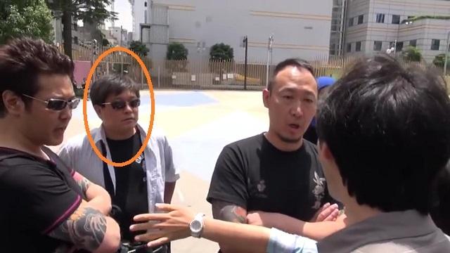 大和証券ダイレクト企画部長の嶋田眞人は、反社会的勢力「しばき隊」【男組】のチャンシマという反日ヤクザだった!