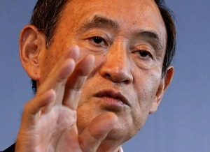 菅官房長官「日韓関係は極めて重要で、さまざまな分野で協力していくことに変わりはない」
