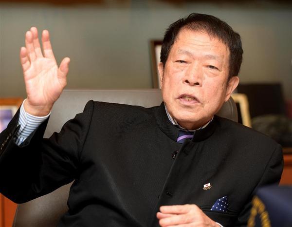 【中国アパ拒否】元谷アパホテル代表「本当のこと分かれば保守になる」「昨秋からサイバー攻撃され…」 大阪での月例会