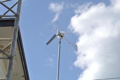 2風力発電機