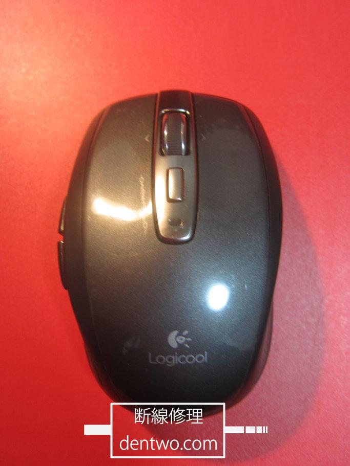 Logicool製マウス・M905のチャタリング修理の画像です。170131IMG_3627[1]