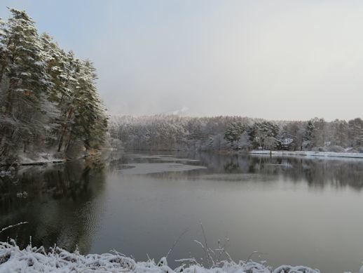 飯綱湖!!