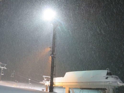 最高の雪質!!