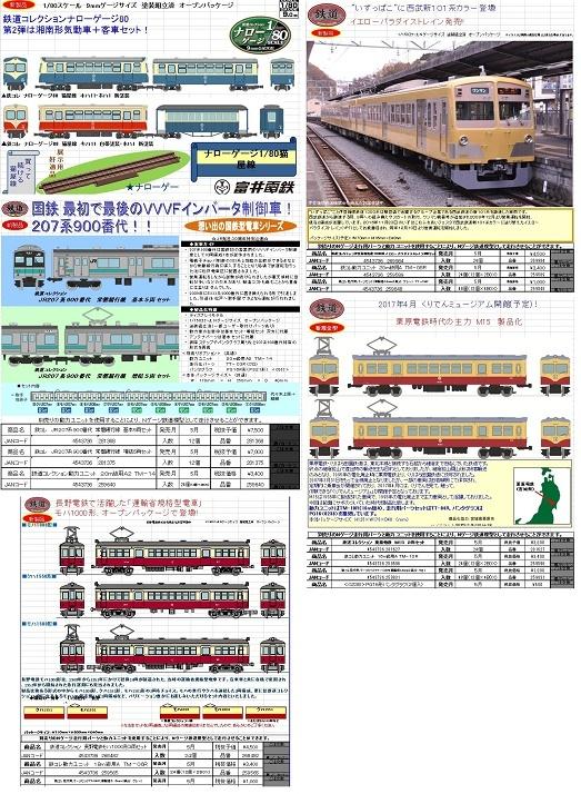 トミックス鉄コレナロー4月7