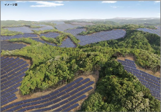 mega solar panel