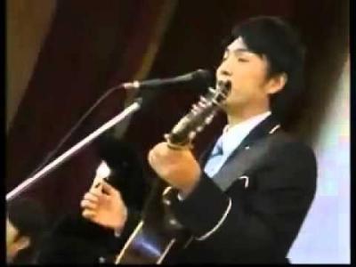 【芸能人サプライズ】森山直太朗の卒業式サプライズ・・・・・泣けますっ!