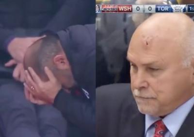 【笑える!】サッカーとホッケー・・・・コーチの違い!
