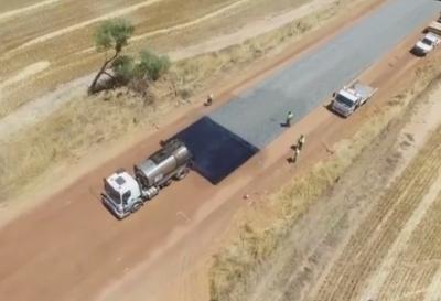 【スゴイ!】オーストラリアの道路建設がヤバい!