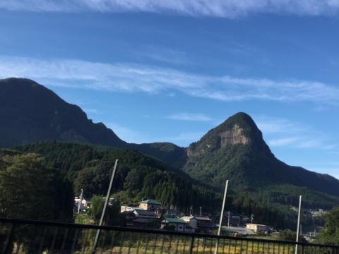 曽爾の山々