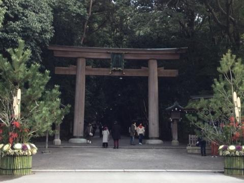 2016年 年末 大神神社
