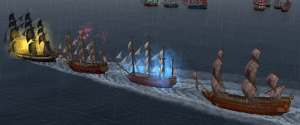 大海戦1日目大型