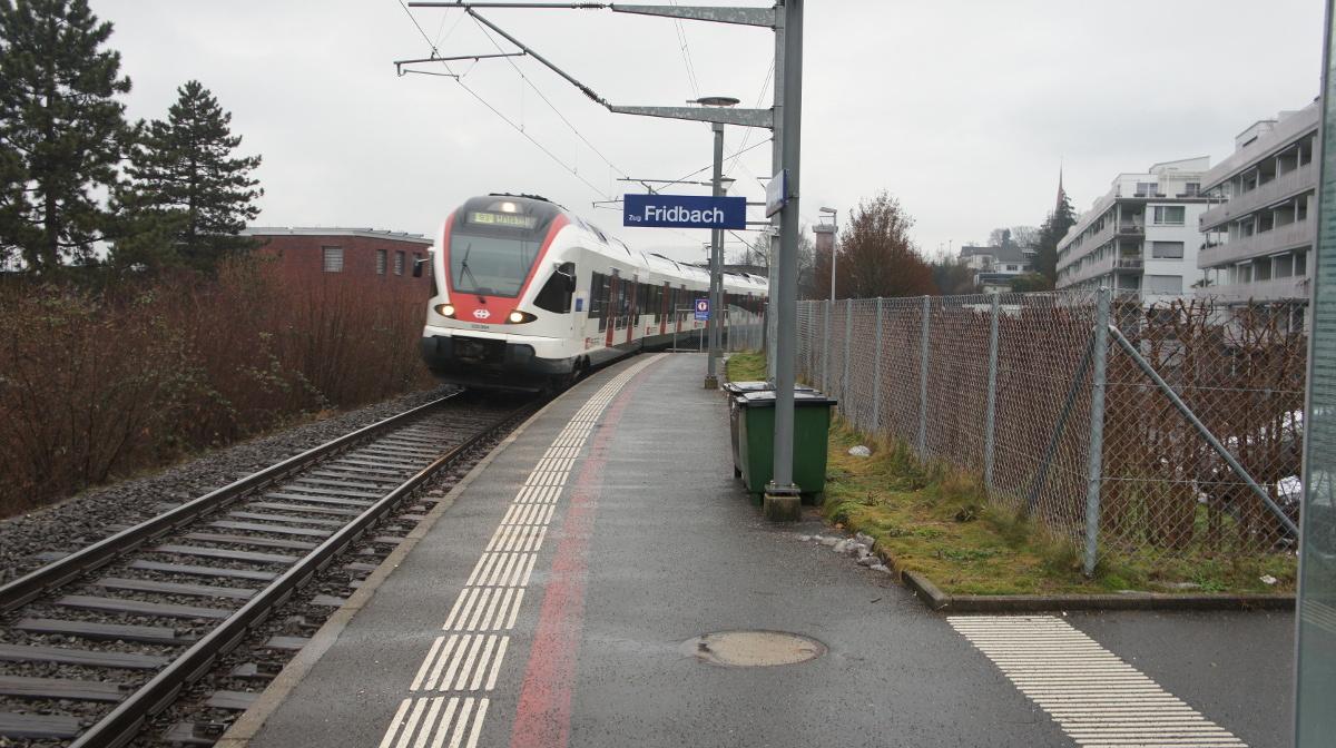 Zug Fridbach