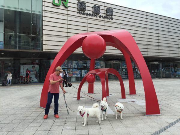 2016.9.9 函館駅2