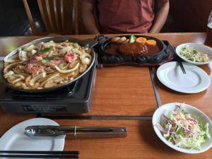 2016.9.10 道の駅奥入瀬・昼食2