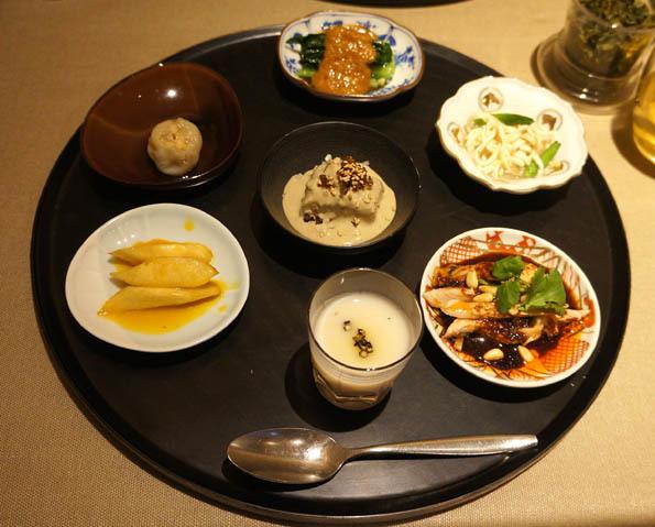 20170210 Masas 1 前菜6種 21㎝ DSC04913