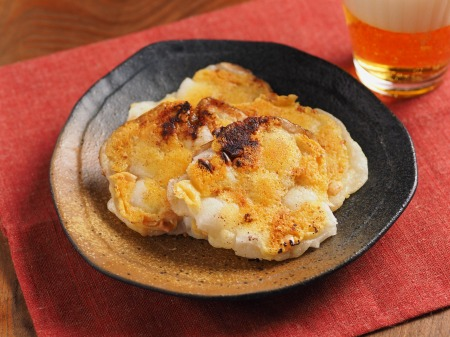 餅のピーナッツチーズせんべい21