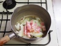 マッシュルームガーリックスープ06