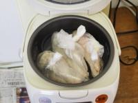蒸し鶏七味ぽん酢ソース07