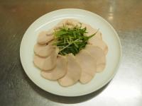 蒸し鶏七味ぽん酢ソース39