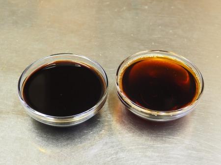 卵黄の醤油漬けアボカド、イカ02