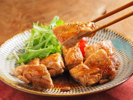 鶏の照り焼き37