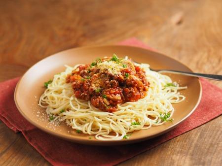 ミートソーススパゲティ07
