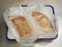 鶏むね肉の玉ねぎソース焼き08