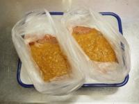 鶏むね肉の玉ねぎソース焼き09