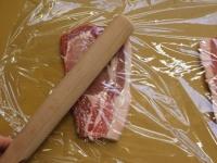 豚ロース肉のイタリアンカツレツ07