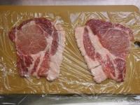 豚ロース肉のイタリアンカツレツ08