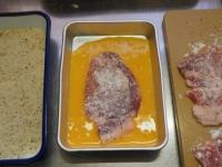 豚ロース肉のイタリアンカツレツ16
