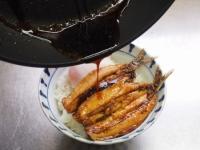 いわしの照り焼き丼32