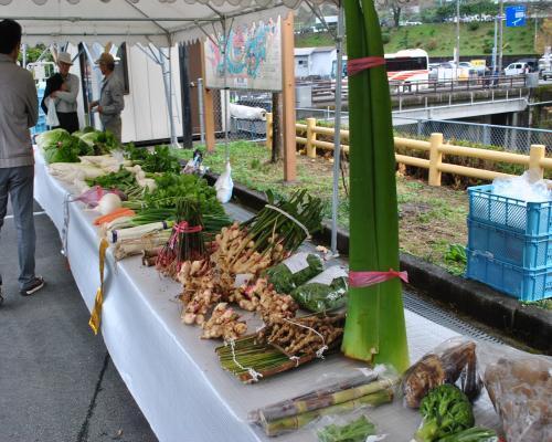 農産物展示1
