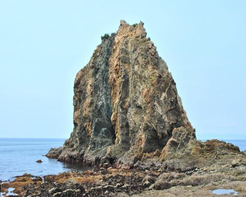 須崎海岸(写真)