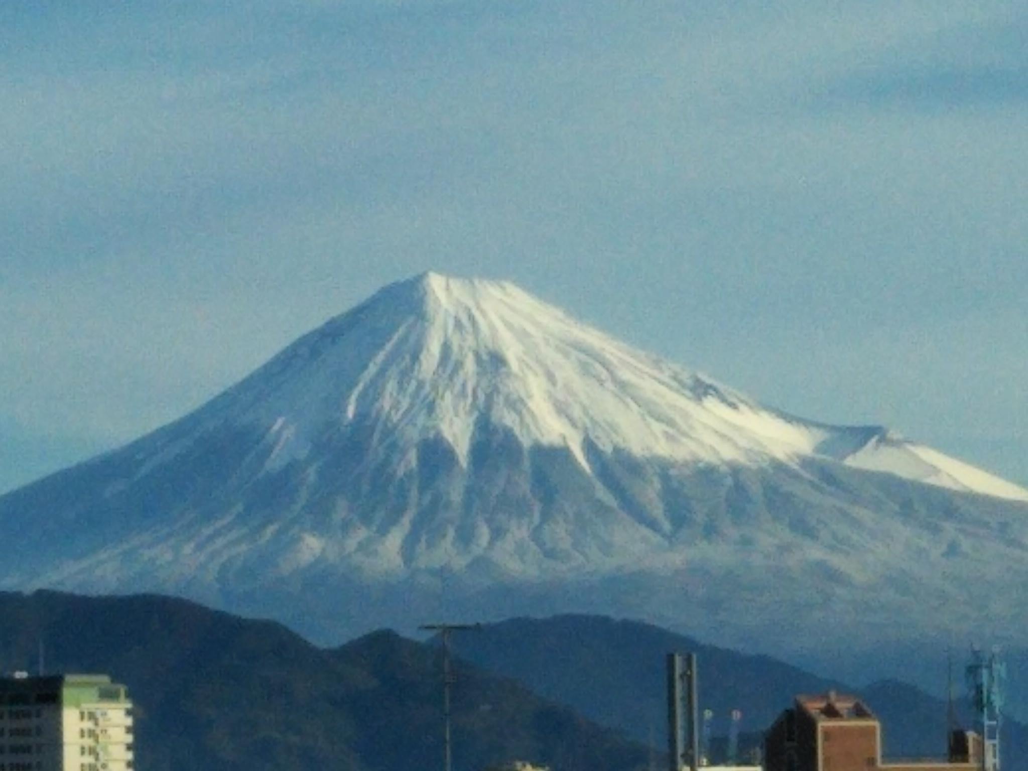 富士山2016.11.25